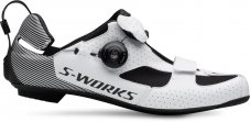 S-Works Trivent Triathlon Shoes 2020 - White 36