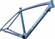 Horské kolo Specialized S-Works Epic Hardtail Frameset 2019 - Gloss Oil Slick/Mint L