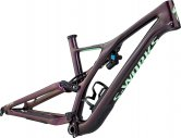 S-Works Stumpjumper 29 Frameset 2019 - Gloss / Sunset Acid Kiwi M