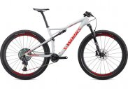 S-Works Epic AXS 2020 - Gloss Dove Grey/Rocket Red/Crimson M