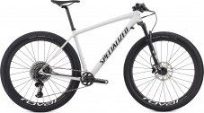 Horské kolo Specialized Epic Hardtail Pro 2019 - Gloss White/Tarmac Black S