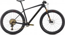 S-Works Epic Hardtail Ultralight 2020 - Satin Ultralight Black/Gold Foil XL