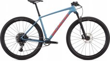 Horské kolo Specialized Men's Chisel Expert 2019 - Gloss Story Grey/Rocket Red L