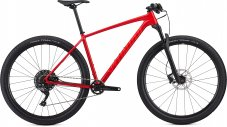 Horské kolo Specialized Men's Chisel Comp X1 2019 - Gloss Flo Red/Rocket Red L