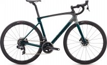 Roubaix Pro - SRAM Force eTap AXS 2020 - Gloss Teal Tint/Charcoal/Blue 49