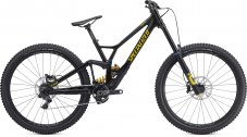 Demo Race 29 2019 - Gloss / Metallic Black / Burnt Yellow S2