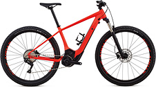 Men's Turbo Levo Hardtail 29 - NB 2018 - RKTRED/BLK L TEST BIKE