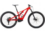 Turbo Levo Comp 2020 - Rocket Red / Storm Grey L