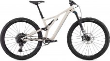 Women's Stumpjumper ST Comp Alloy 29 – 12-speed 2019 - Gloss Satin White Mountains / Nice Blue / Tropical Teal L