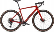 Diverge Pro Carbon 2021 - Gloss Redwood/Smoke/Chrome/Clean 52