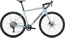 Diverge Comp E5 2021 - Gloss Ice Blue/Smoke/Chrome/Clean 56