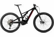 Turbo Levo Comp 2021 - Black / Flo Red M