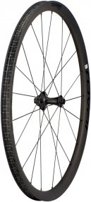 Roval Terra CLX Front - Satin carbon / Gloss black 700c